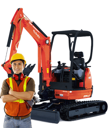 digger and driver hire birmingham