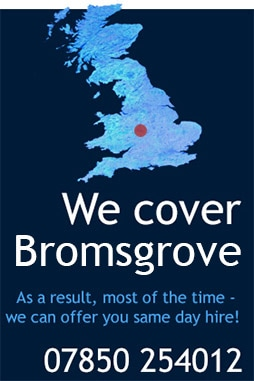 Bromsgrove services