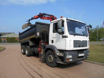 Grab trucks